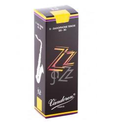 Vandoren ZZ Tenor Saxophon Blätter - 5 Einheiten