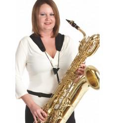 Vandoren Universaler Schultergurt für alle Saxophone