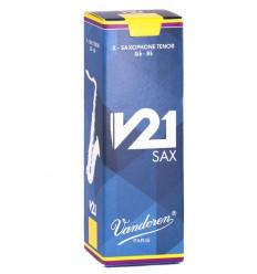 Vandoren V21 Tenor Saxophon Blätter - 10 Einheiten